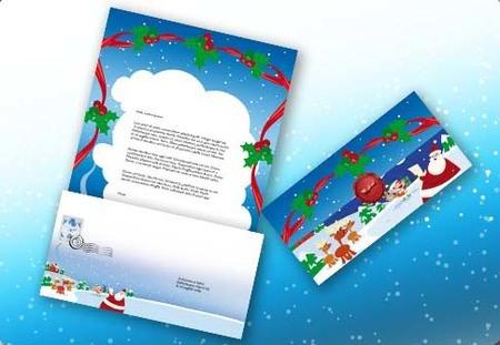 Papá Noel y los Reyes Magos les responden a los niños vía carta, certificado o SMS