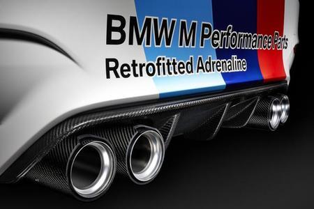 ¿Qué esconde el BMW M4 Coupé que será Safety Car en MotoGP?