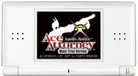 Prueba 'Apollo Justice: Ace Attorney' de DS aquí mismo