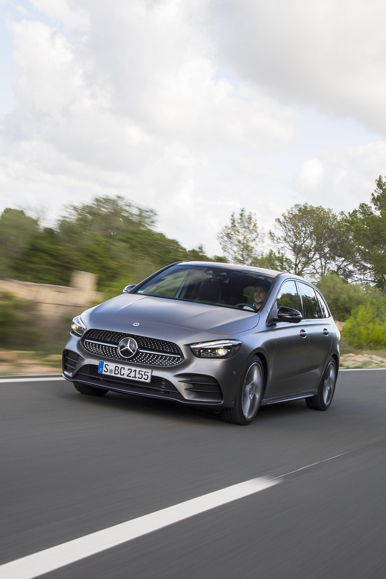 Foto de Mercedes-Benz Clase B 2019 (94/157)