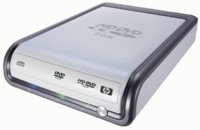 HP HD100, lector HD-DVD USB 2.0