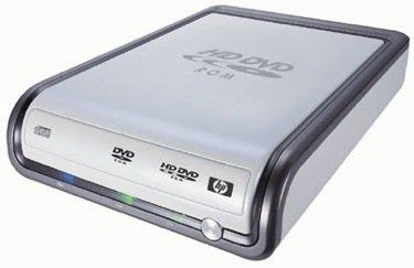 HP HD100, lector HD-DVD USB 2.0