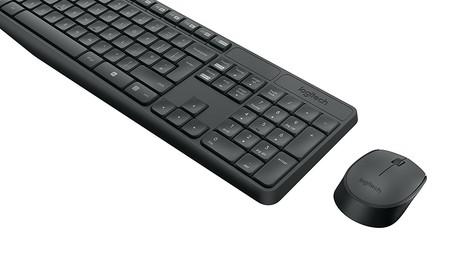 Oferta Flash: teclado y ratón inalámbrico Logitech MK235 por sólo 18,99 euros y envío gratis