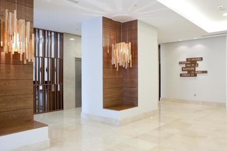 Hotel Gelmírez, un broche de oro de estilo contemporáneo para terminar el Camino de Santiago