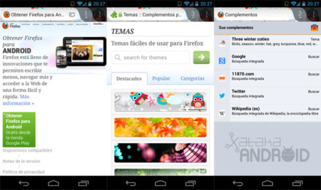 Firefox 19 para Android