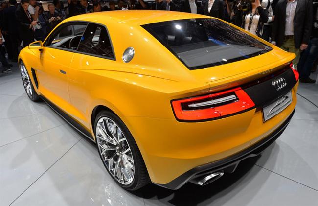 Foto de Audi Quattro Sport e-tron Concept (3/10)