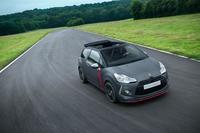 Citroën DS3 Cabrio Racing, debut en Goodwood