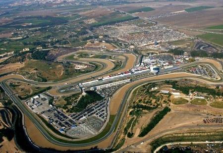 Tests de pretemporada en el Circuito de Jerez. El programa