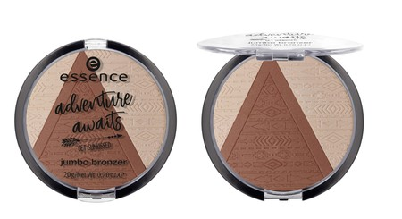 Essence Adventure Awaits Get Sunkissed Jumbo Bronzer