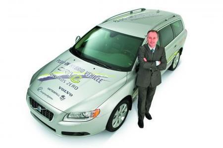 Volvo tendrá híbridos en 2012