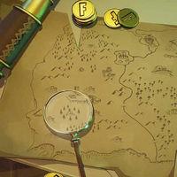 Desafío Fortnite: busca donde marca la lupa en el mapa del tesoro de la semana 3. Solución