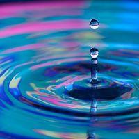 Gotas de agua que levitan, así es como científicos de la UNAM quieren mejorar la detección de contaminantes