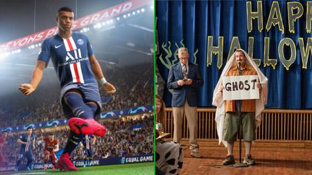 Series, películas y videojuegos para pasar el fin de semana: 'FIFA 21', 'El Halloween de Hubie' y 'La maldición de Bly Manor'