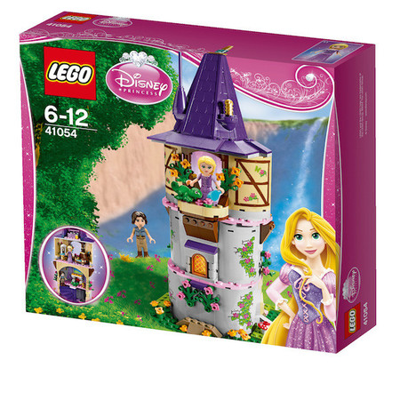 """""""Disney Princess"""": la nueva línea de LEGO para recrear los cuentos de hadas"""