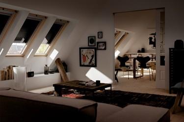 Velux Integra, control automático de persianas y cortinas para ahorrar energía