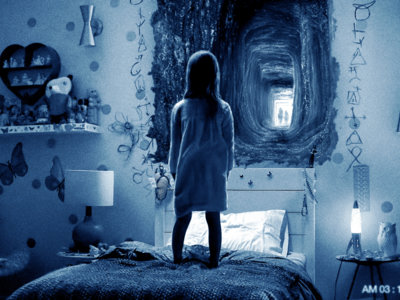 'Paranormal Activity: Dimensión Fantasma', menudo bodrio