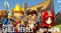 'Fable: Heroes' para Xbox 360: análisis