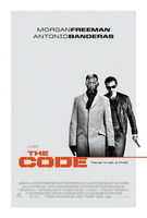 'The Code' con Morgan Freeman y Antonio Banderas, póster