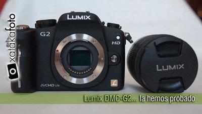 Panasonic Lumix DMC-G2, la hemos probado