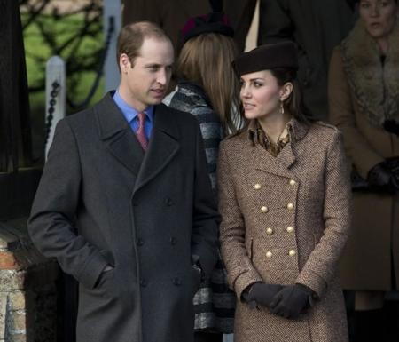 ¡Cómo me gustan los abrigos de Kate Middleton!