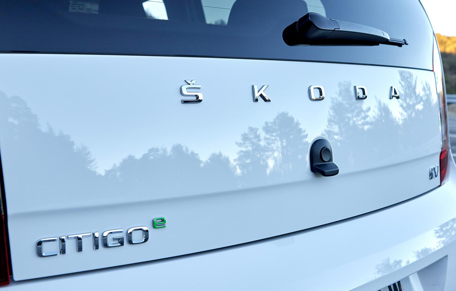 Foto de Škoda CITIGOe iV, a prueba (18/23)