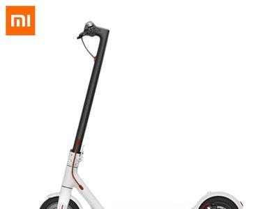 Desde España: patinete eléctrico Xiaomi Mi Electric Scooter M365 por sólo 310 euros con este cupón