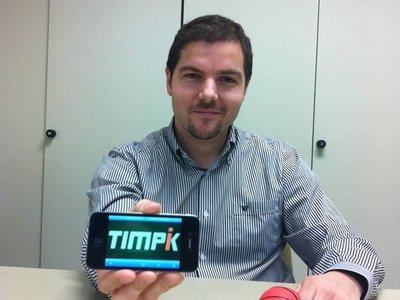 """""""Sólo a los desarrolladores y a los enterradores nunca les faltará trabajo"""" Entrevista a Camilo López, fundador de Timpik"""