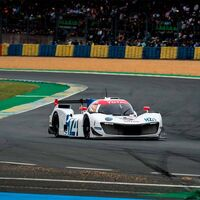 Red Bull se mete en las 24 horas de Le Mans para fabricar el coche de hidrógeno a partir de 2024