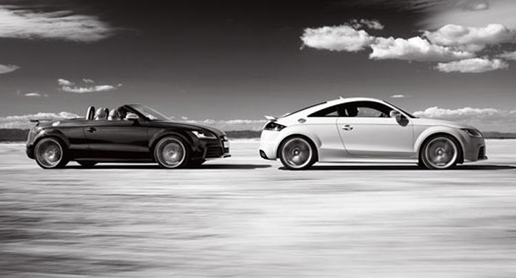 Foto de Audi TT RS, fotos oficiales (10/15)