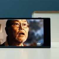 El tercer Xperia con pantalla 4K está en camino: sólo Sony apuesta por esta resolución