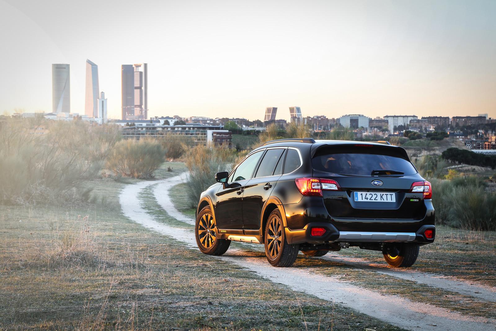 Foto de Subaru Outback GLP (prueba) (19/19)