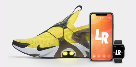 Nike lanza una versión especial de sus deportivas Huarache compatibles con los atajos de Siri