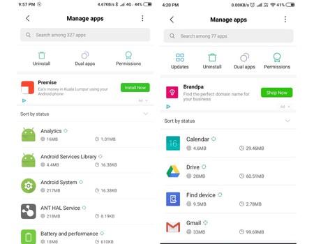 Xiaomi reconoce que muestra anuncios en sus móviles