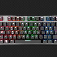 El teclado gaming más vendido de Amazon es mecánico, con iluminación RGB y, en las ofertas de primavera, lo tienes con un 20% de descuento