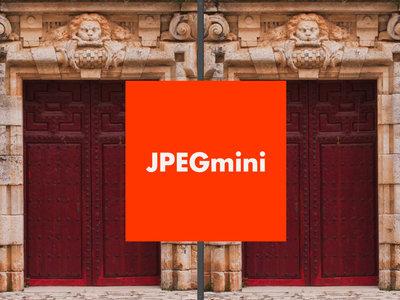 JPEGmini, una aplicación para ahorrar espacio en nuestros discos duros