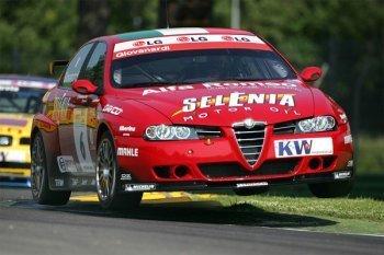 Confirmado: el Alfa 159 no correrá el WTCC