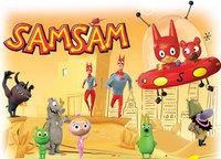 SamSam, un curioso personaje infantil