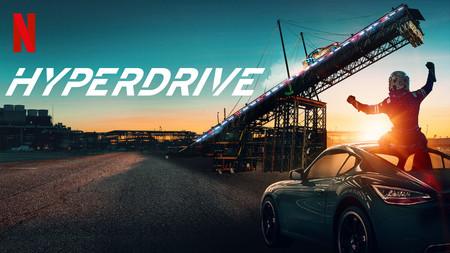'Hyperdrive': el reality de competición más alucinante de Netflix es lo más parecido a un Hot Wheels a escala real