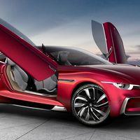 MG E-Motion Concept, un deportivo eléctrico que cambia el lenguaje de diseño de la firma británica