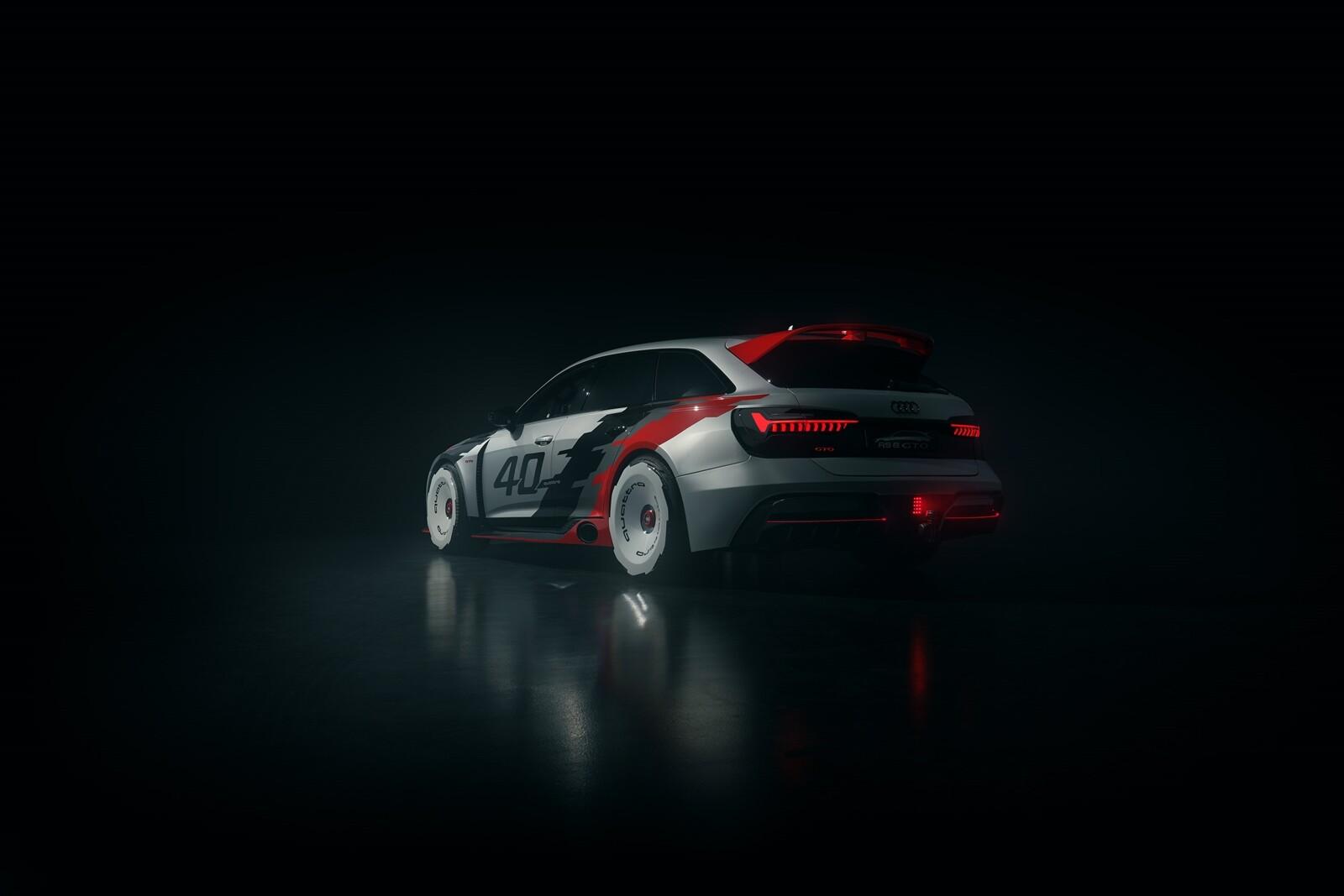 Foto de Audi RS6 GTO Concept (12/15)