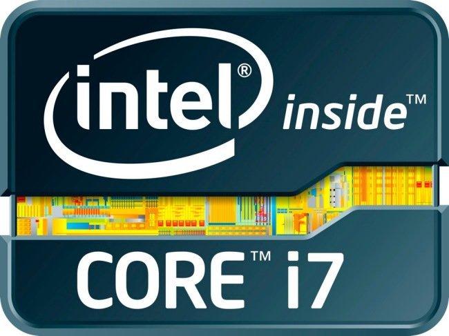 Intel Core i7 Extreme badge