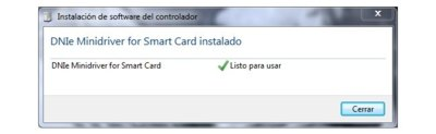 Los drivers del DNIe han llegado a Windows Update