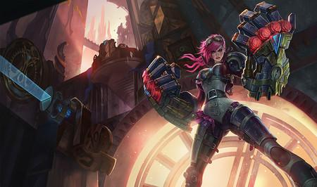 League of Legends: Vi podría cambiar de posición en el siguiente parche