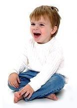 """El niño tiene un """"tic"""" transitorio"""