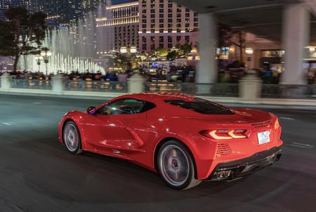 Chevrolet Corvette 2020 34