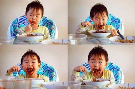 Las preferencias alimentarias de los niños
