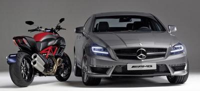 Audi está interesada en comprar Ducati