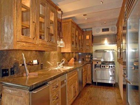 Cocina de Halle Berry.