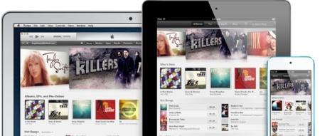 Una sola biblioteca de iTunes, todos los dispositivos conectados a ella