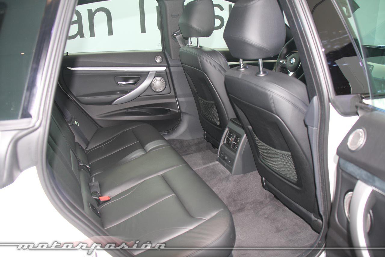 Foto de BMW Serie 3 GT (Presentación estática) (26/43)